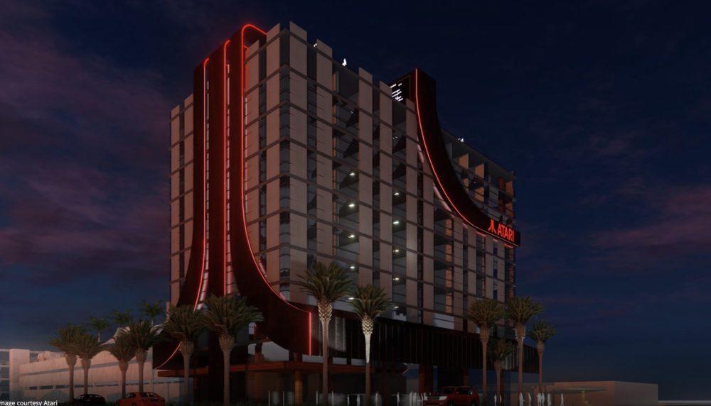 AR/VRの特化した施設も。Atari(アタリ)がゲームをテーマにしたホテル開業を発表。
