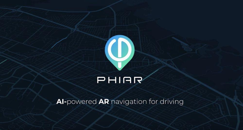 人工知能とAR(拡張現実)を掛け合わせたカーナビゲーションアプリ「PHIAR」がベータ提供を開始