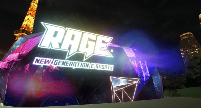 新たにオープンしたeスポーツ専用VR施設「V-RAGE」とは